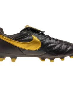 920d094ed31 The Nike Premier II FG - Black Metallic Vivid Gold - Soccer Master