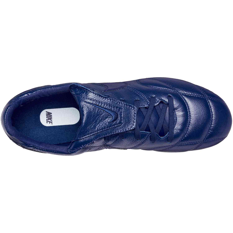 71b354d1e64 Nike Premier II FG - Midnight Navy Midnight Navy - Soccer Master