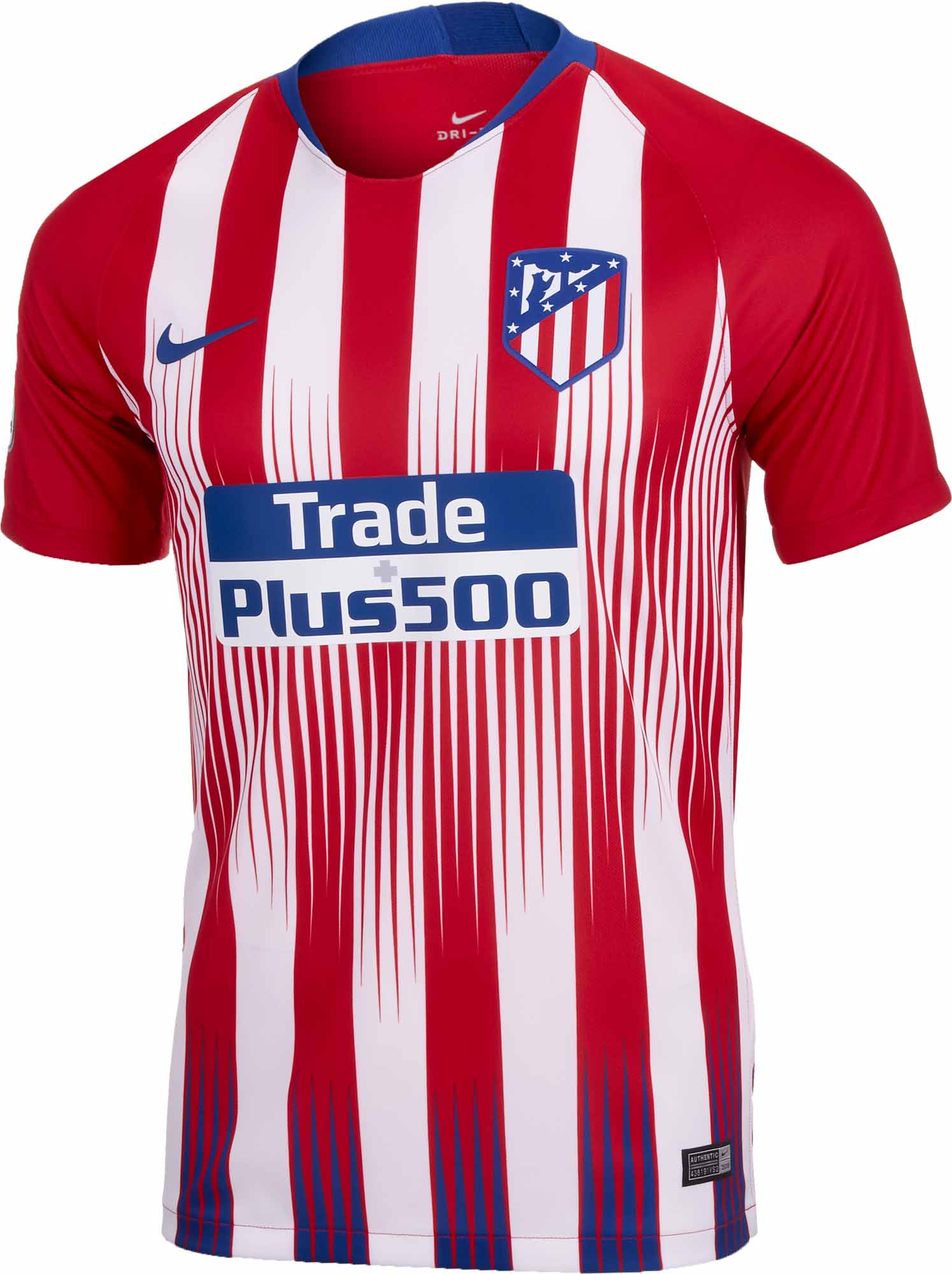 290c3cac7 Nike Atletico Madrid Home Jersey 2018-19 - Soccer Master