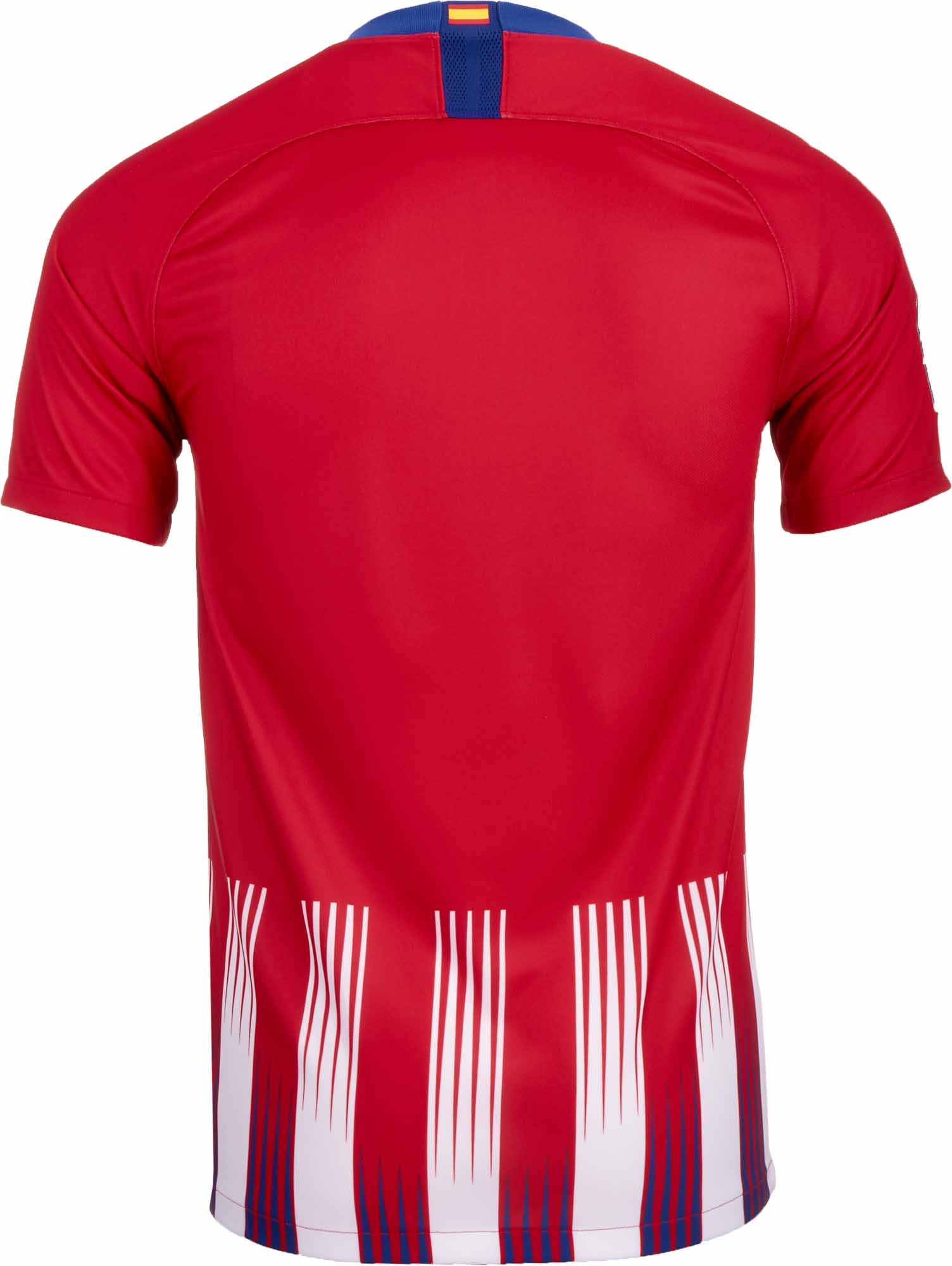 db776ff8a6227 Nike Atletico Madrid Home Jersey 2018-19 - Soccer Master
