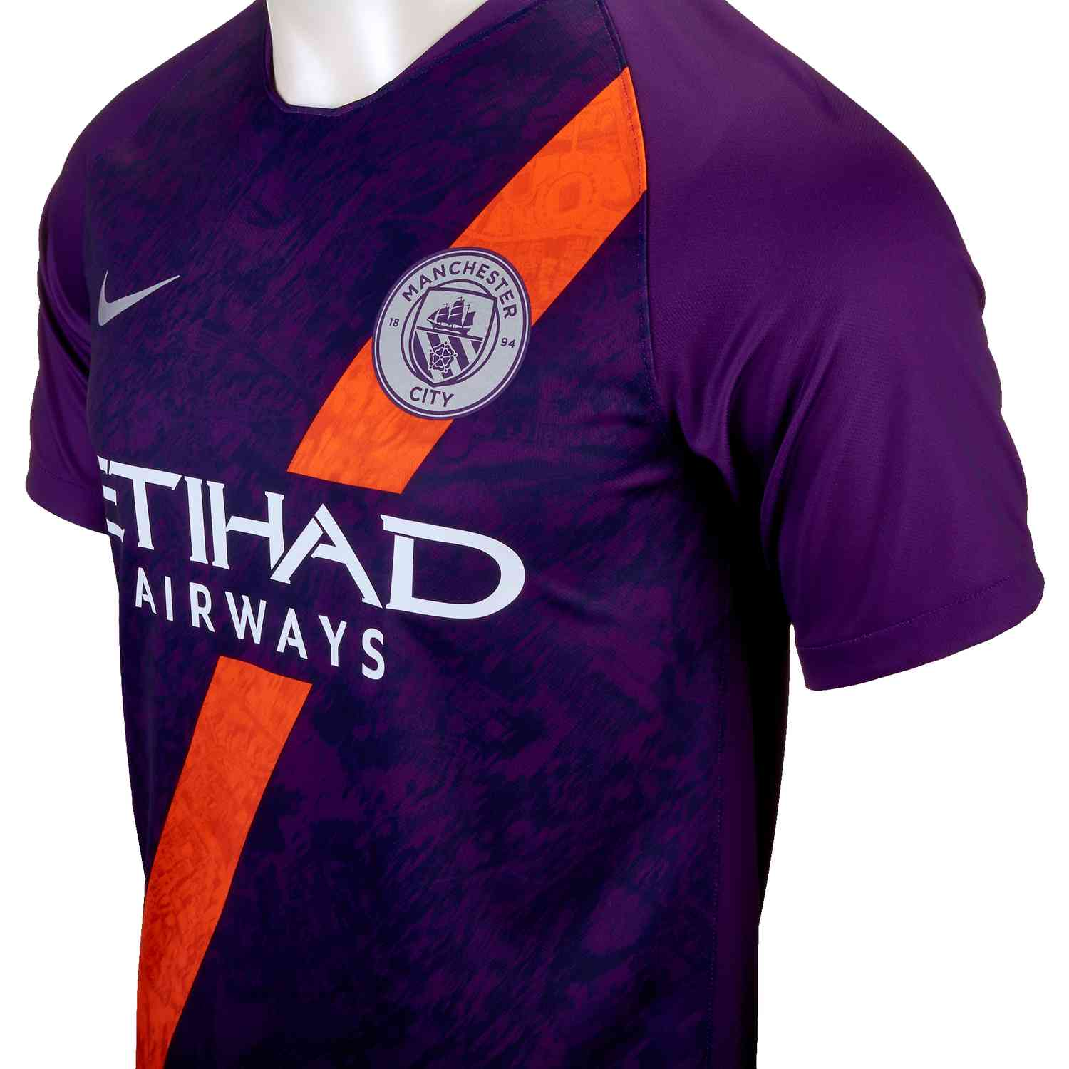 hot sale online 4c24f 4cb33 2018/19 Nike Manchester City 3rd Jersey - Soccer Master