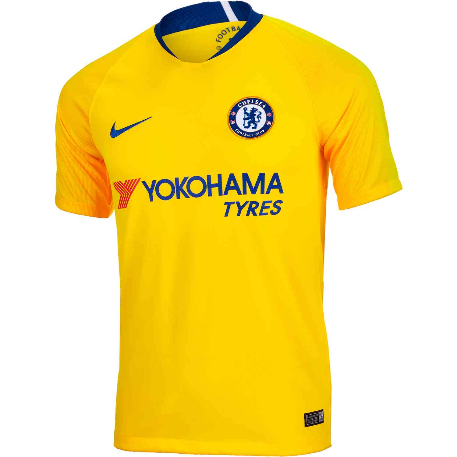 reputable site 8cc90 95800 2018/19 Nike Chelsea Away Jersey