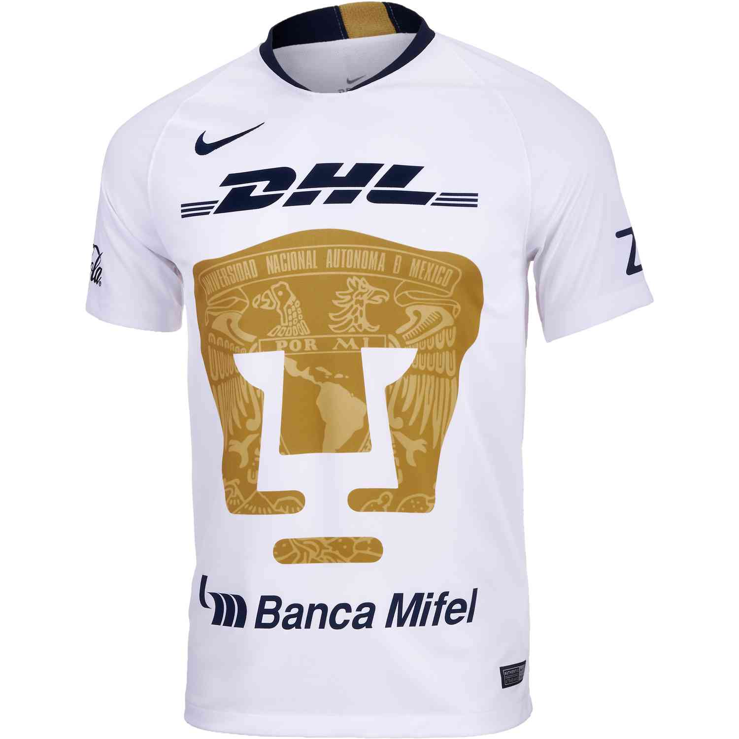 new arrival 963d2 e6643 2018/19 Nike PUMAS Home Jersey