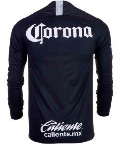 f1d0081b9 Nike Club America GK Jersey - Black Wolf Grey - Soccer Master