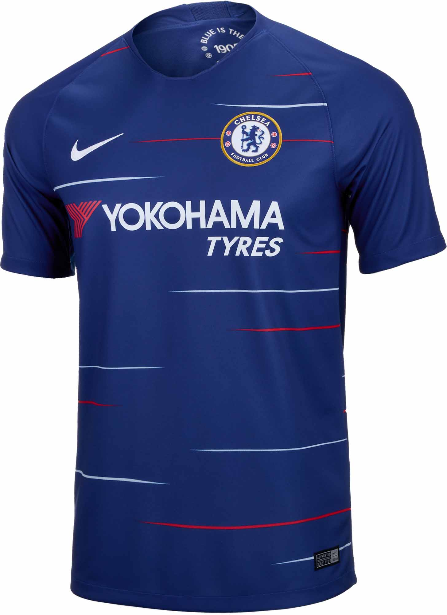 9a6450e4439 Kids 2018 19 Nike Chelsea Home Jersey - Soccer Master