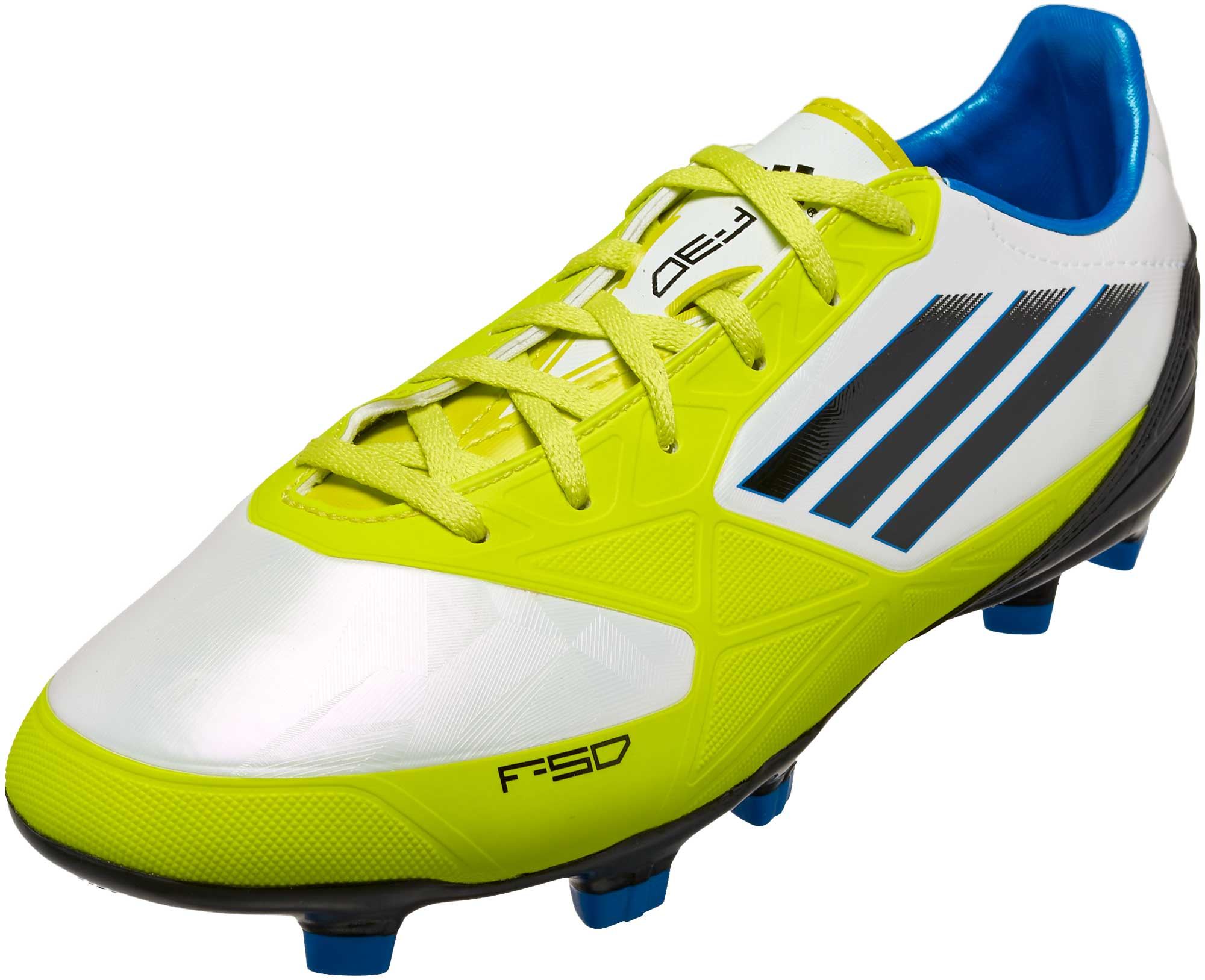 1a4e752f232a adidas Youth F30 TRX FG Soccer Cleats White with Black and Lab Lime
