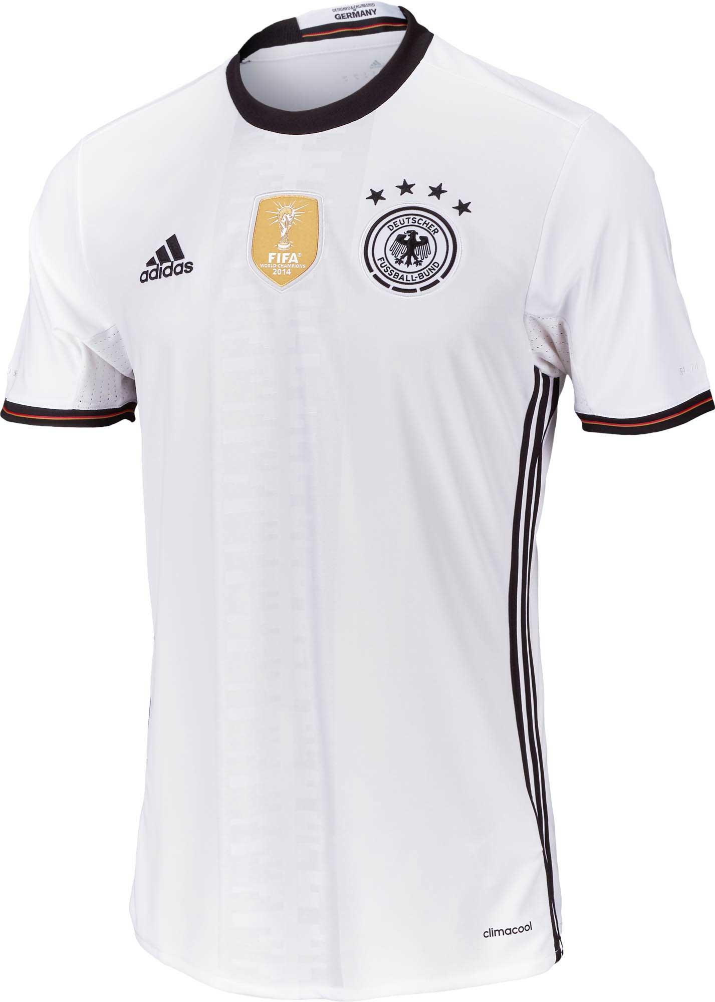 2016/17 Kids adidas Germany Home Jersey