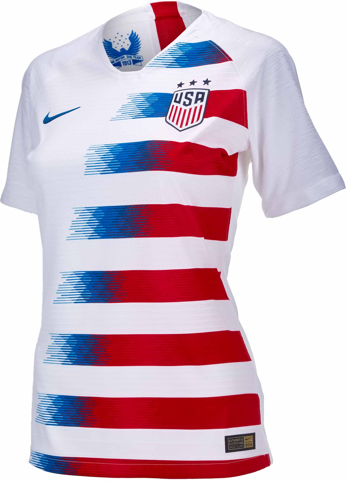 de4b3635e Nike USA Home Match Jersey - Womens 2018-19 - Soccer Master