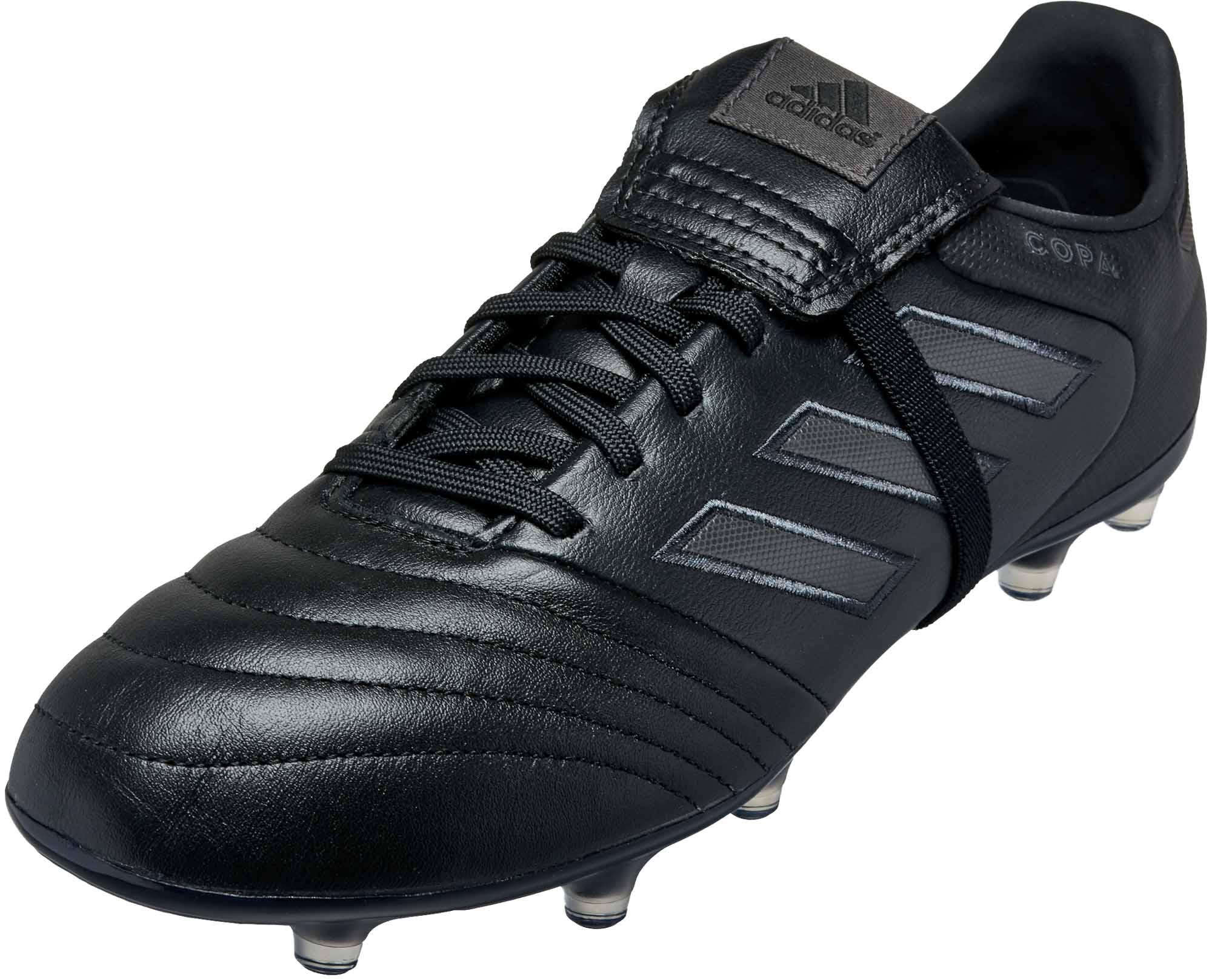 54c89e52b adidas Copa Gloro 17.2 FG - Core Black   Utility Black - Soccer Master