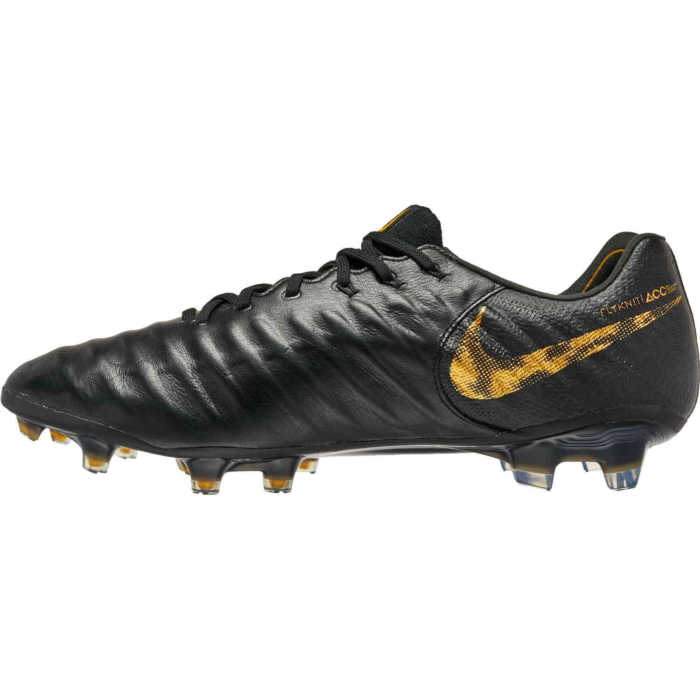 99690cdd7 Nike Tiempo Legend 7 Elite FG - Black Lux - Soccer Master