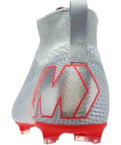 5fc87aab876 Nike Mercurial Superfly 6 Elite FG - Youth - Wolf Grey/Light Crimson ...