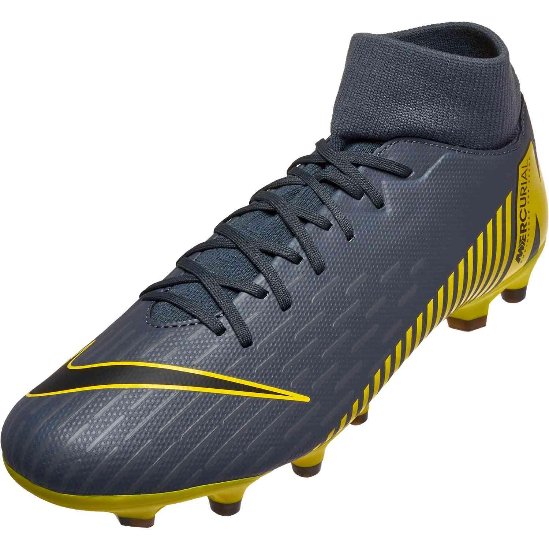 huge discount 3ce4b 425fa Nike Mercurial Superfly 6 Academy MG - Dark Grey
