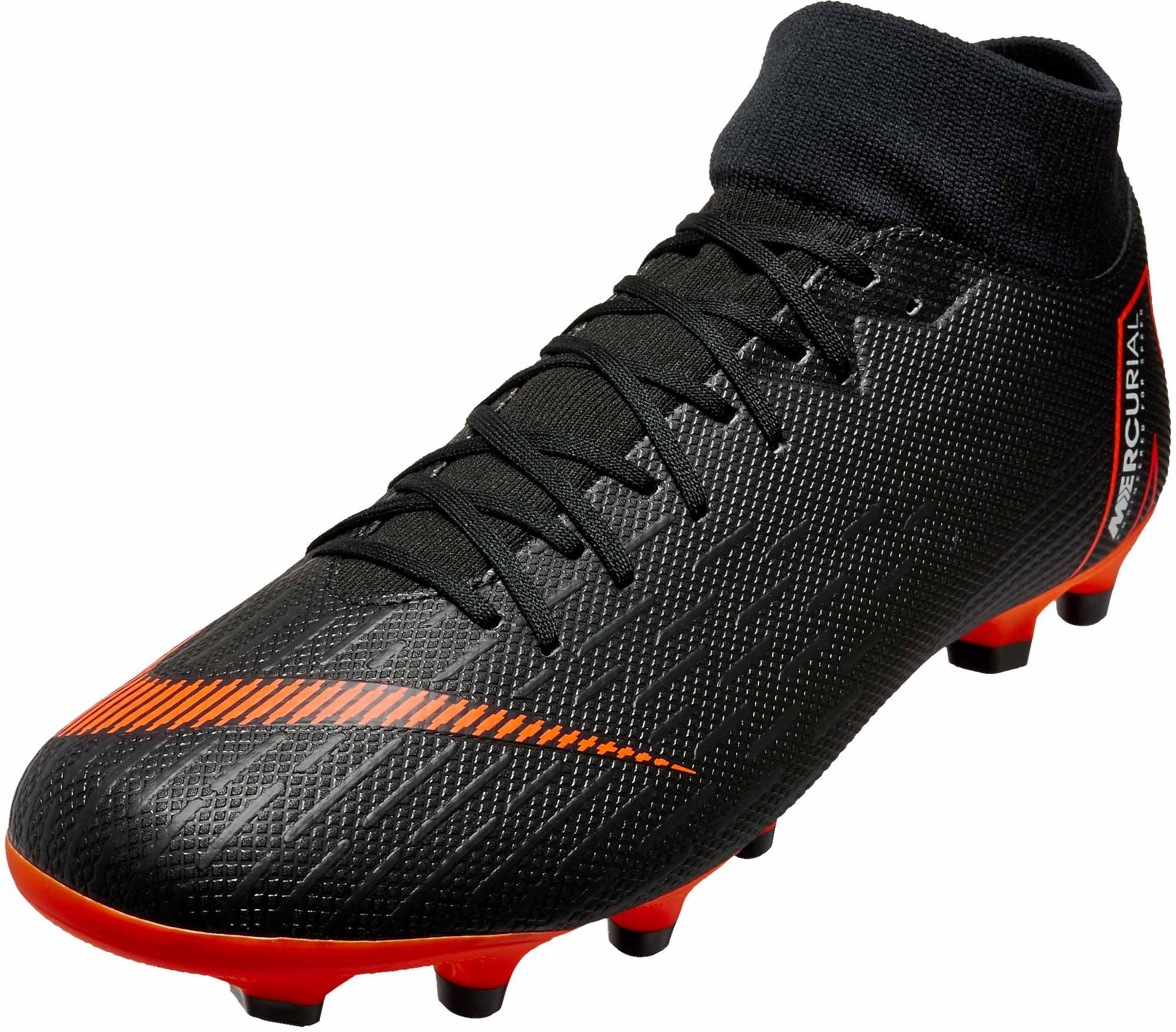 Nike Superfly 6 Academy MG - Black