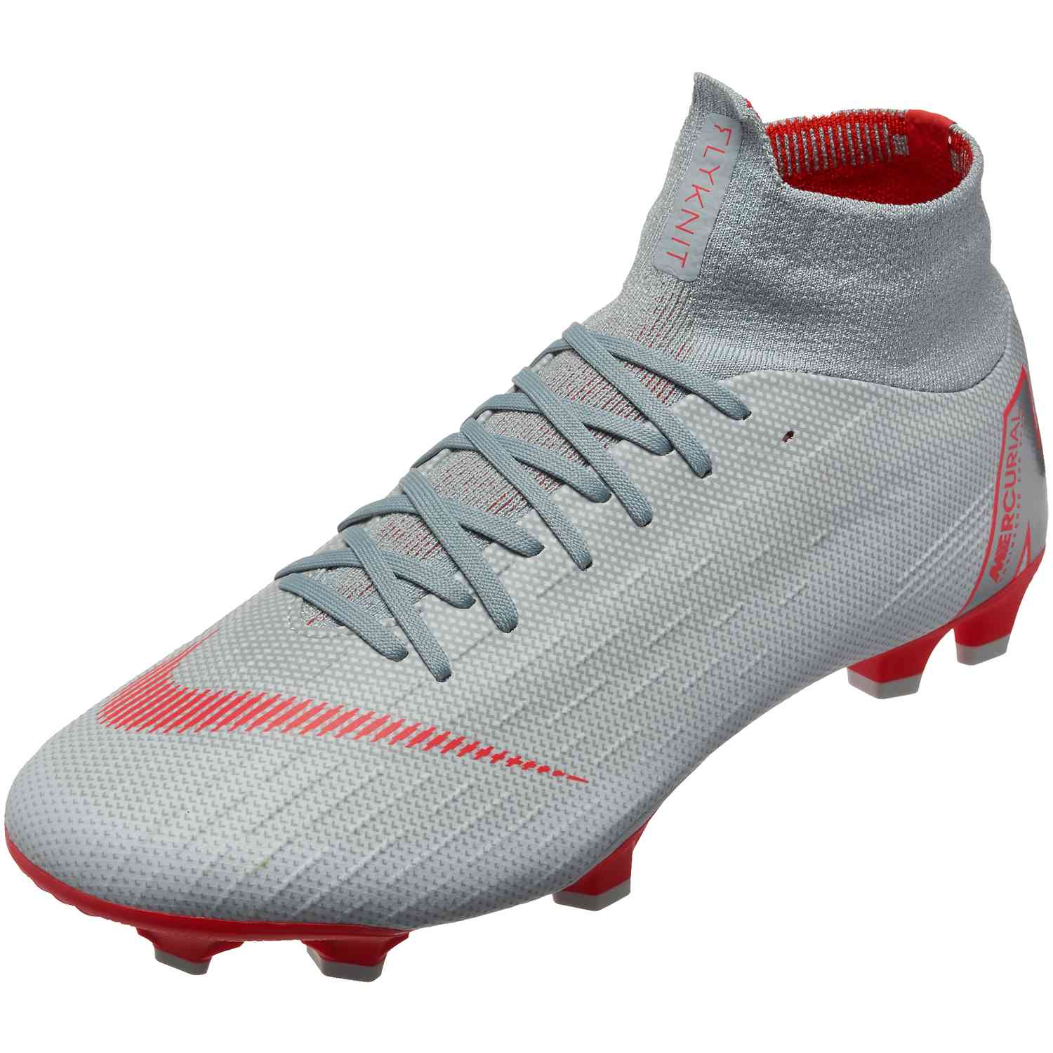low priced 67970 438d2 Nike Superfly 6 Pro FG - Wolf Grey/Light Crimson/Pure Platinum