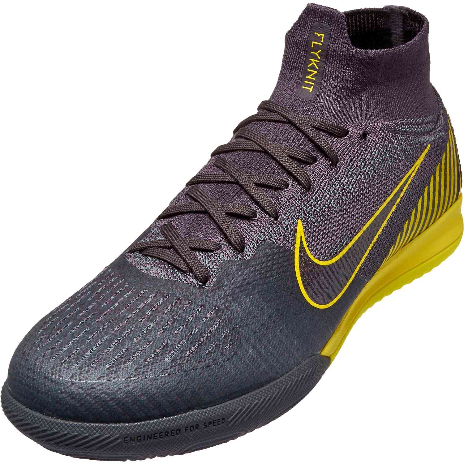 new style 6290e 91580 Nike Mercurial Superfly 6 Elite IC – Anthracite