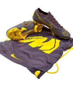 c22a1183068f Nike Mercurial Vapor 12 Elite FG - Thunder Grey - Soccer Master