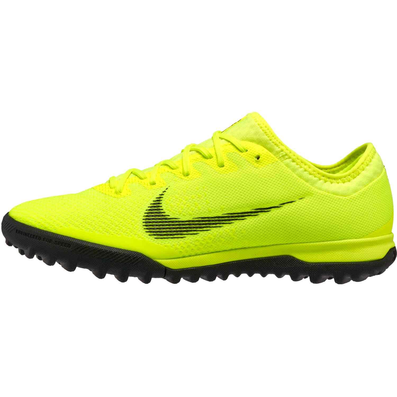 best sneakers 51037 35461 Nike Mercurial VaporX 12 Pro TF - Volt/Black - Soccer Master