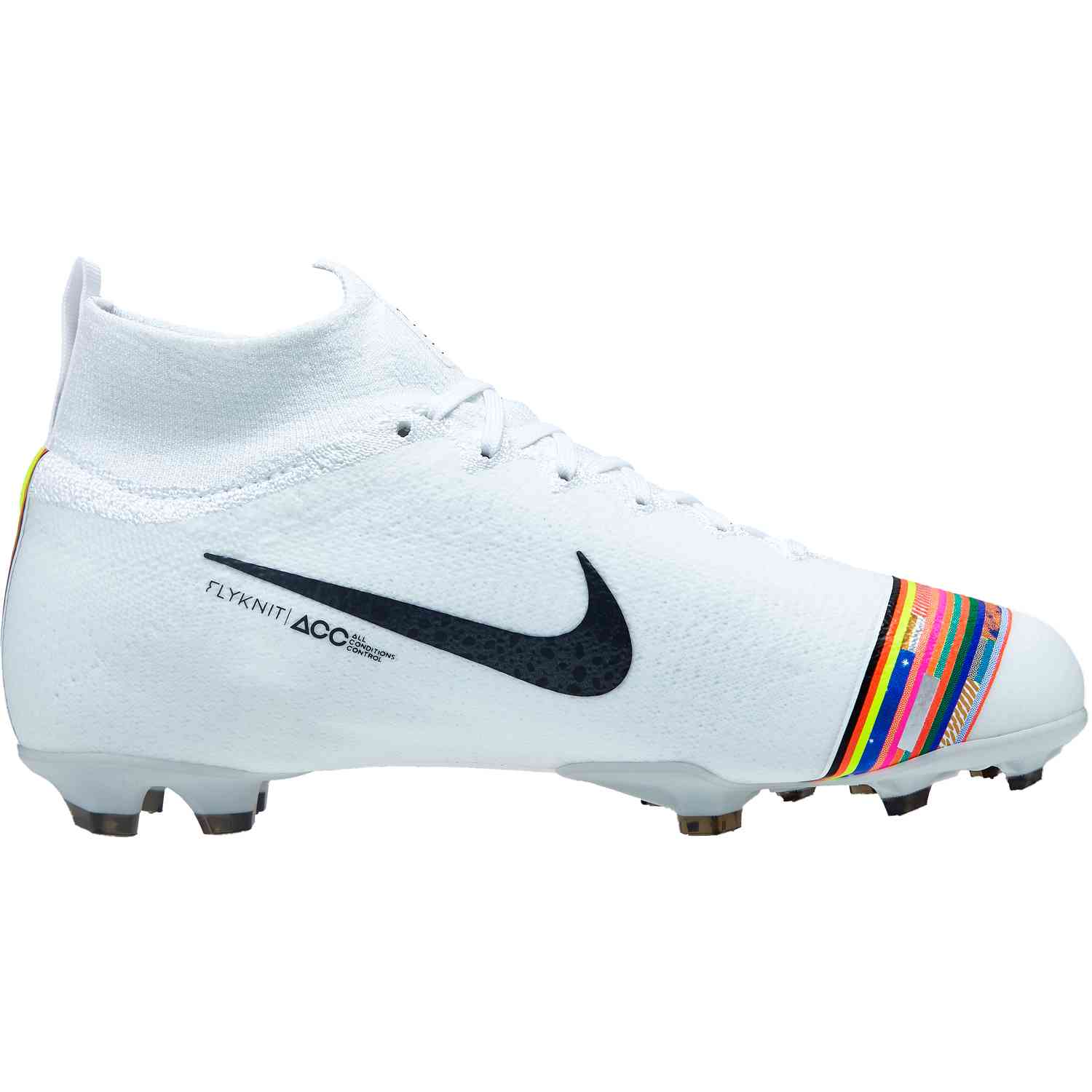 official photos 3a850 1a42c Kids Nike Mercurial Superfly 6 Elite FG - Level Up - Soccer Master
