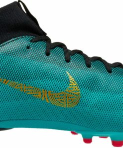ef2024334 Nike Mercurial Superfly 6 Academy MG - CR7 - Youth - Clear Jade ...