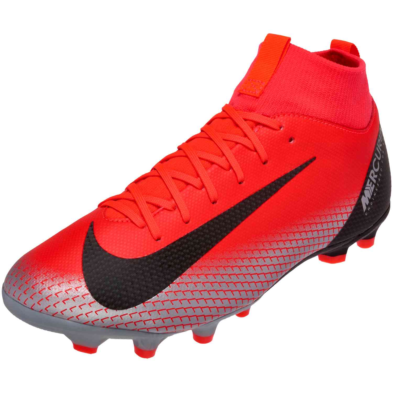 newest b0bce 04700 Kids Nike Mercurial Superfly 6 Academy FG - CR7 - Bright ...