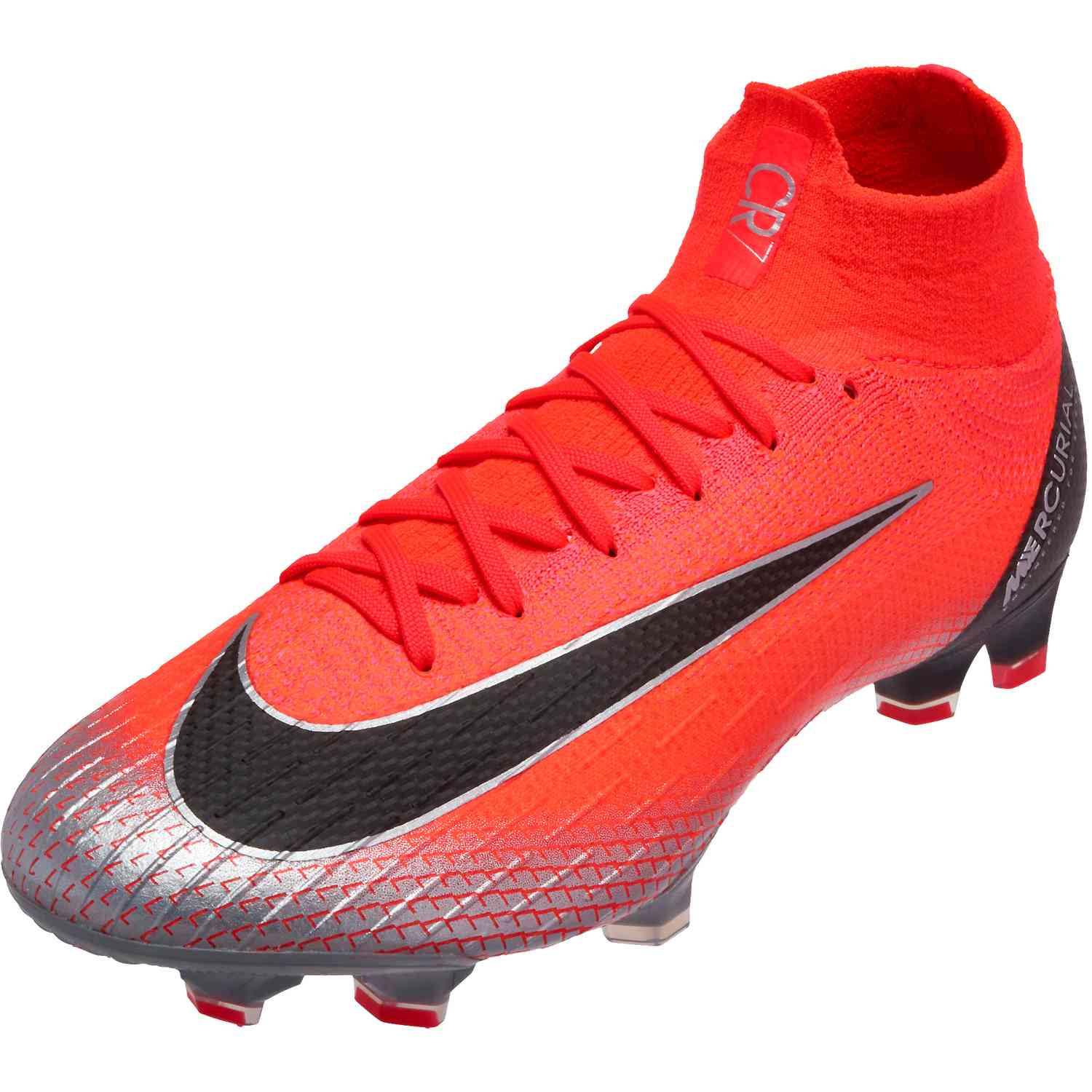 5088cb6a52d3 Nike Mercurial Superfly 6 Elite FG – CR7 – Flash Crimson Black Total Crimson