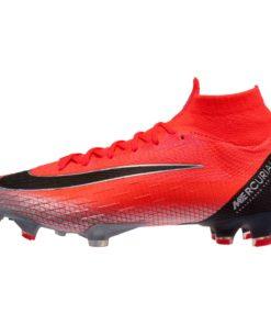 9819a39387e Nike Mercurial Superfly 6 Elite FG - CR7 - Flash Crimson Black Total ...