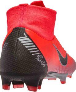c55233cbad8a Nike Mercurial Superfly 6 Pro FG - CR7 - Bright Crimson/Black/Chrome/Dark  Grey - Soccer Master