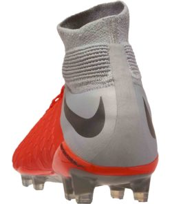 3c87ed8b52b Nike Hypervenom Phantom 3 Elite DF FG - Light Crimson Metallic Dark Grey Wolf  Grey - Soccer Master
