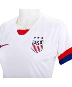 buy online 0a80c 69271 2019 Womens Tobin Heath USWNT Home Match Jersey - Soccer Master