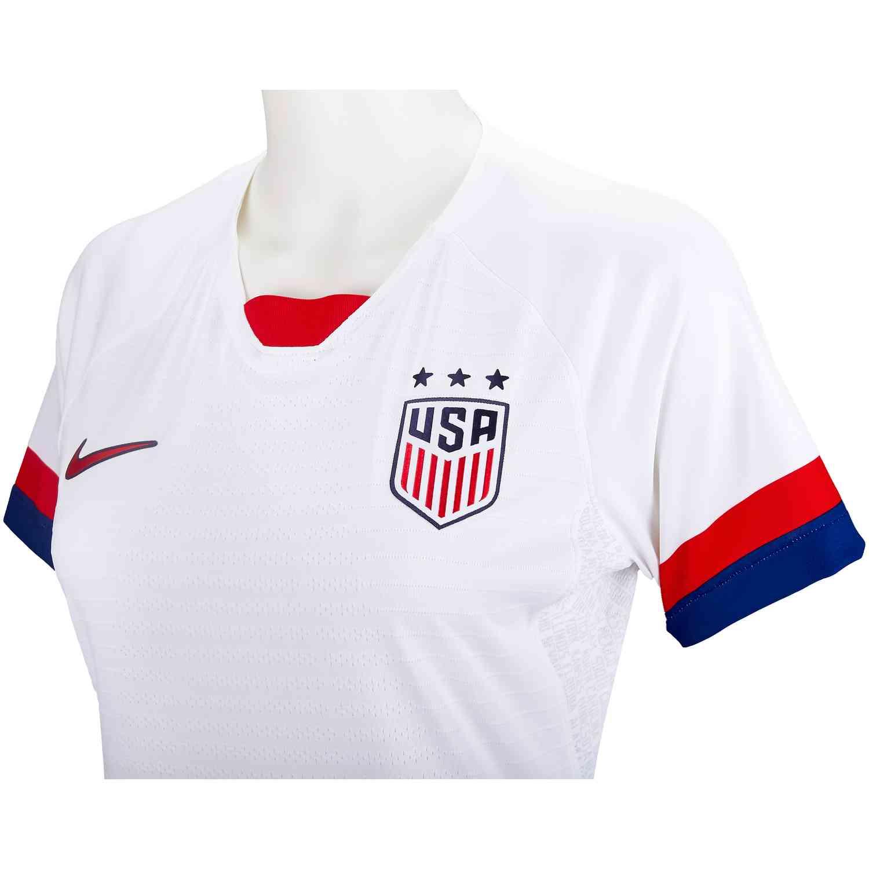 63dc201faf7 2019 Womens Nike USWNT Home Match Jersey - Soccer Master