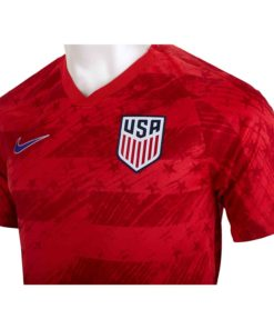 new style d7b6b 0ff48 2019 Christian Pulisic USMNT Away Jersey - Soccer Master