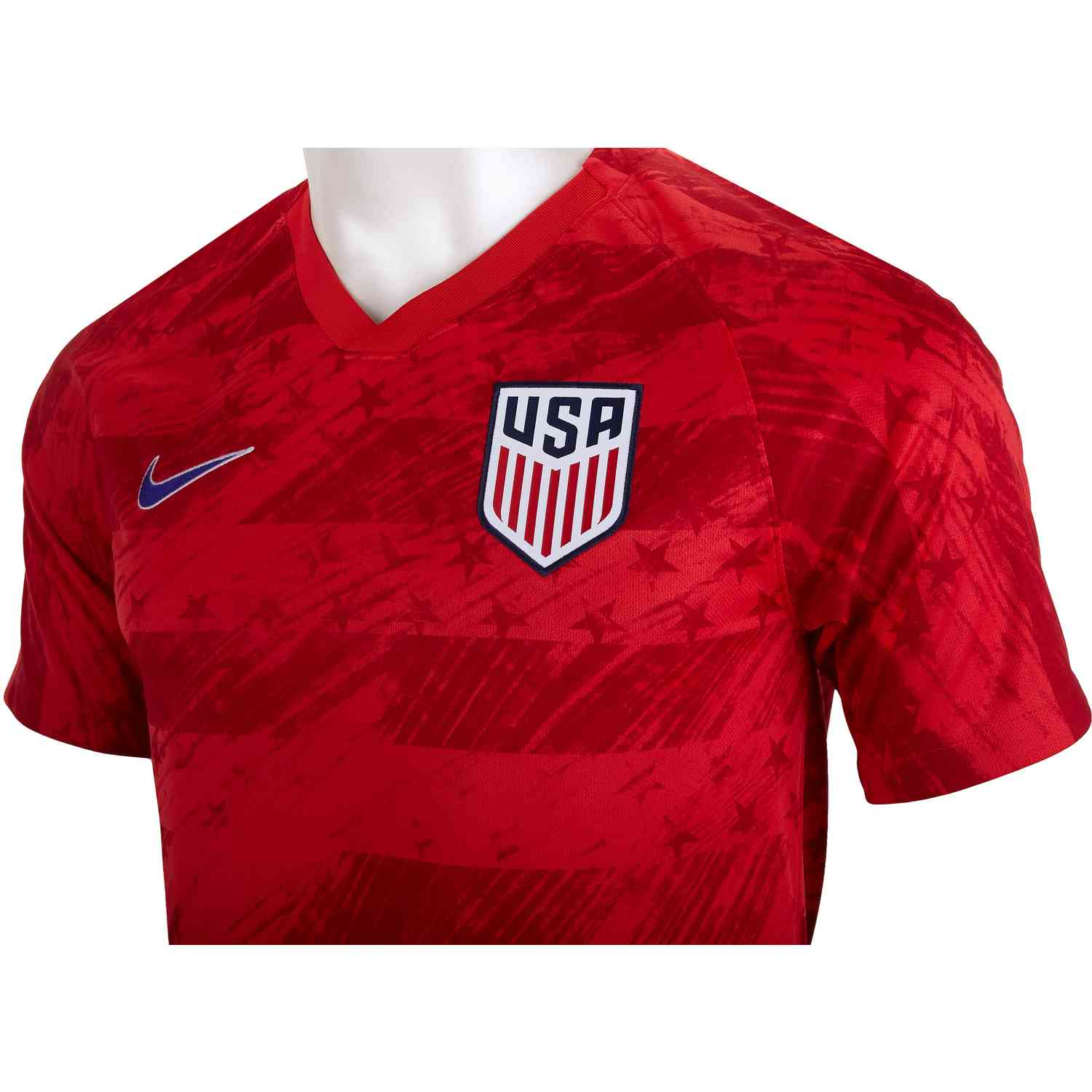 new style 27760 d91b6 2019 Christian Pulisic USMNT Away Jersey - Soccer Master