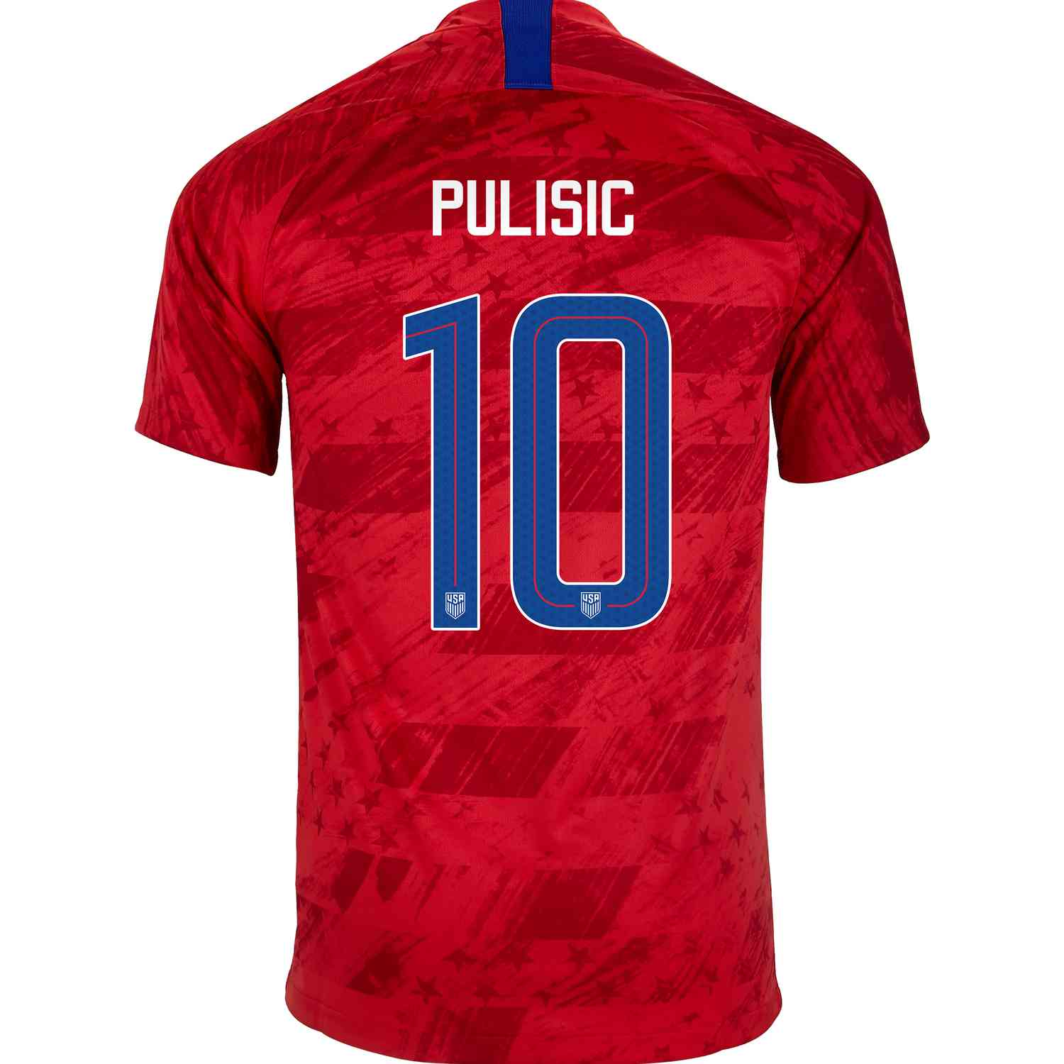 new products 995e0 420e8 2019 Christian Pulisic USMNT Away Jersey