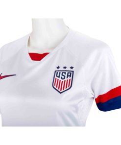 best loved 0d84d dbf15 2019 Womens Carli Lloyd USWNT Home Jersey - Soccer Master