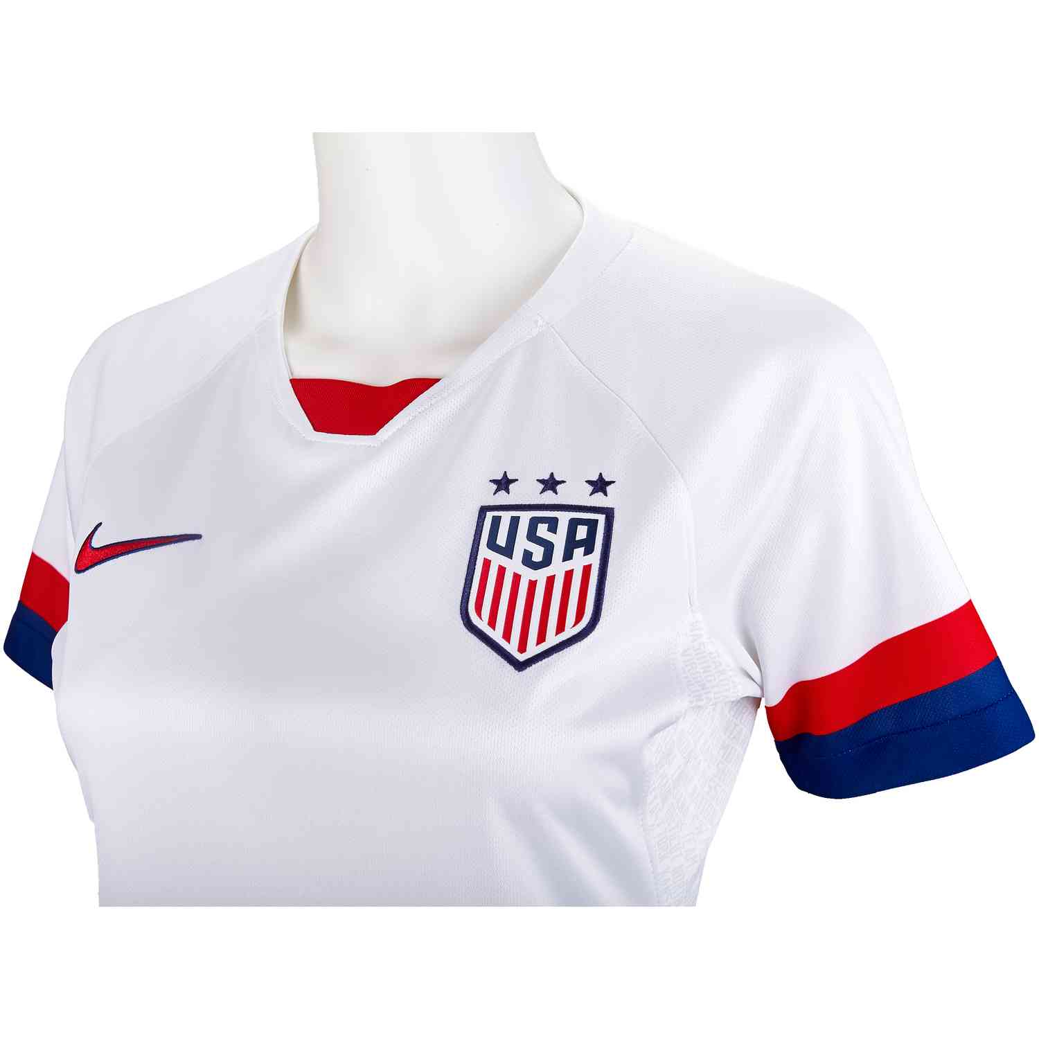 size 40 dbe18 76db7 2019 Womens Tobin Heath USWNT Home Jersey - Soccer Master