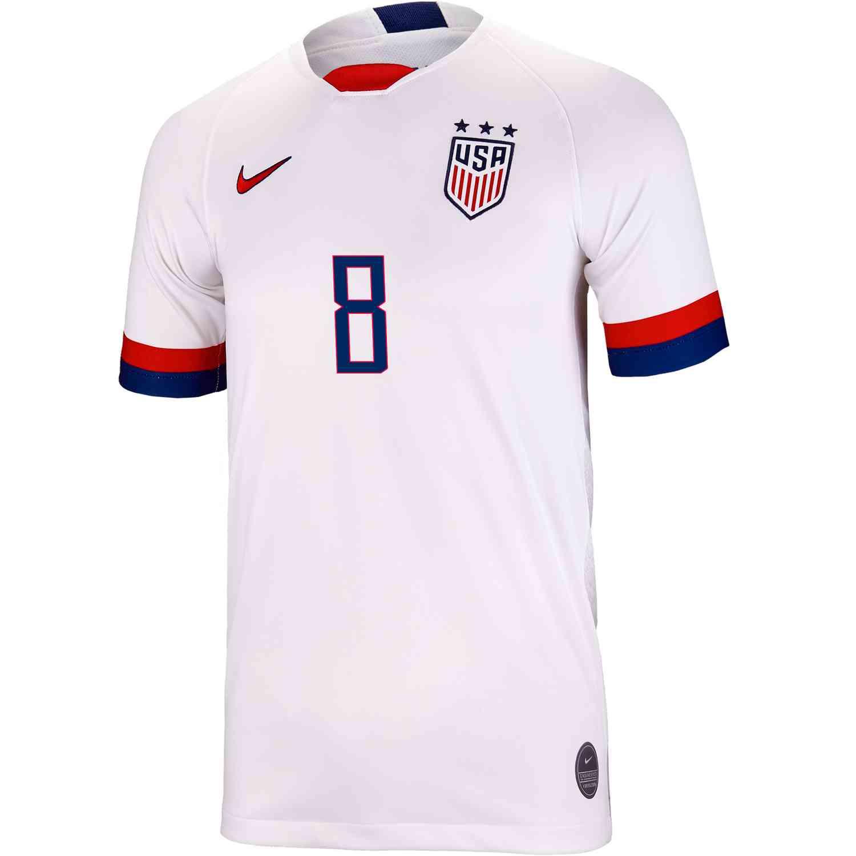 quality design 56582 a2205 2019 Kids Julie Ertz USWNT Home Jersey - Soccer Master