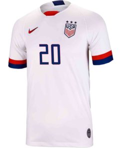 cheap for discount 03570 ff72f 2019 Kids Abby Wambach USWNT Home Jersey