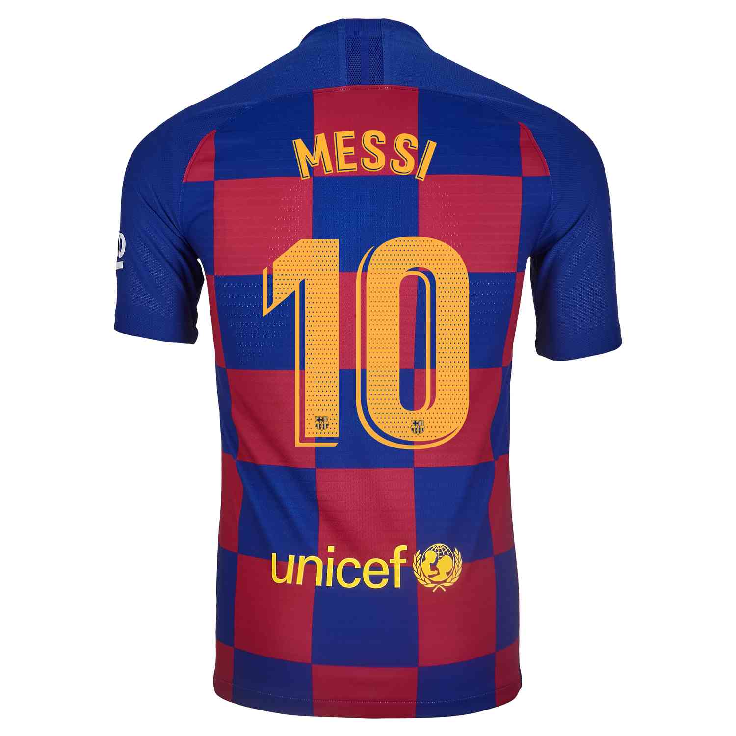 new styles 63308 ca33c 2019/20 Lionel Messi Barcelona Home Match Jersey