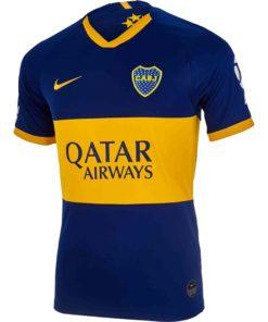 size 40 66062 9c30d Boca Juniors Home Jersey - 2019/20 - Soccer Master