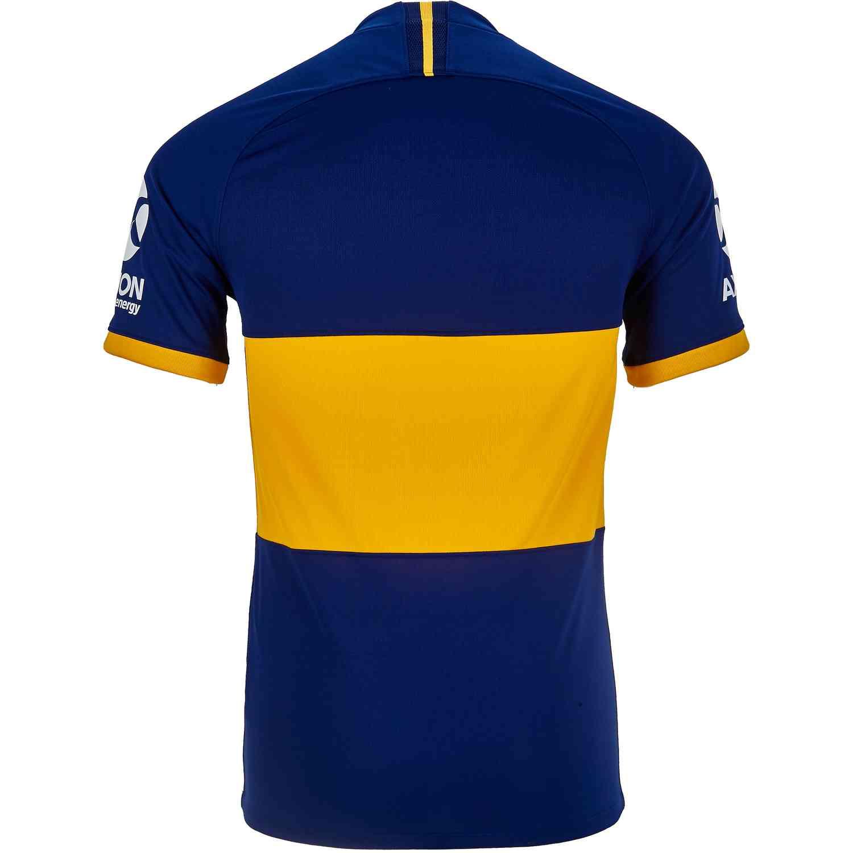 size 40 421df d05eb Boca Juniors Home Jersey - 2019/20 - Soccer Master
