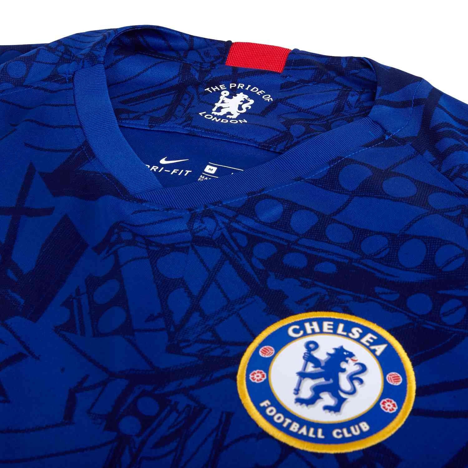 check out 9a6bd 3a492 2019/20 Nike Chelsea Home Jersey - Soccer Master