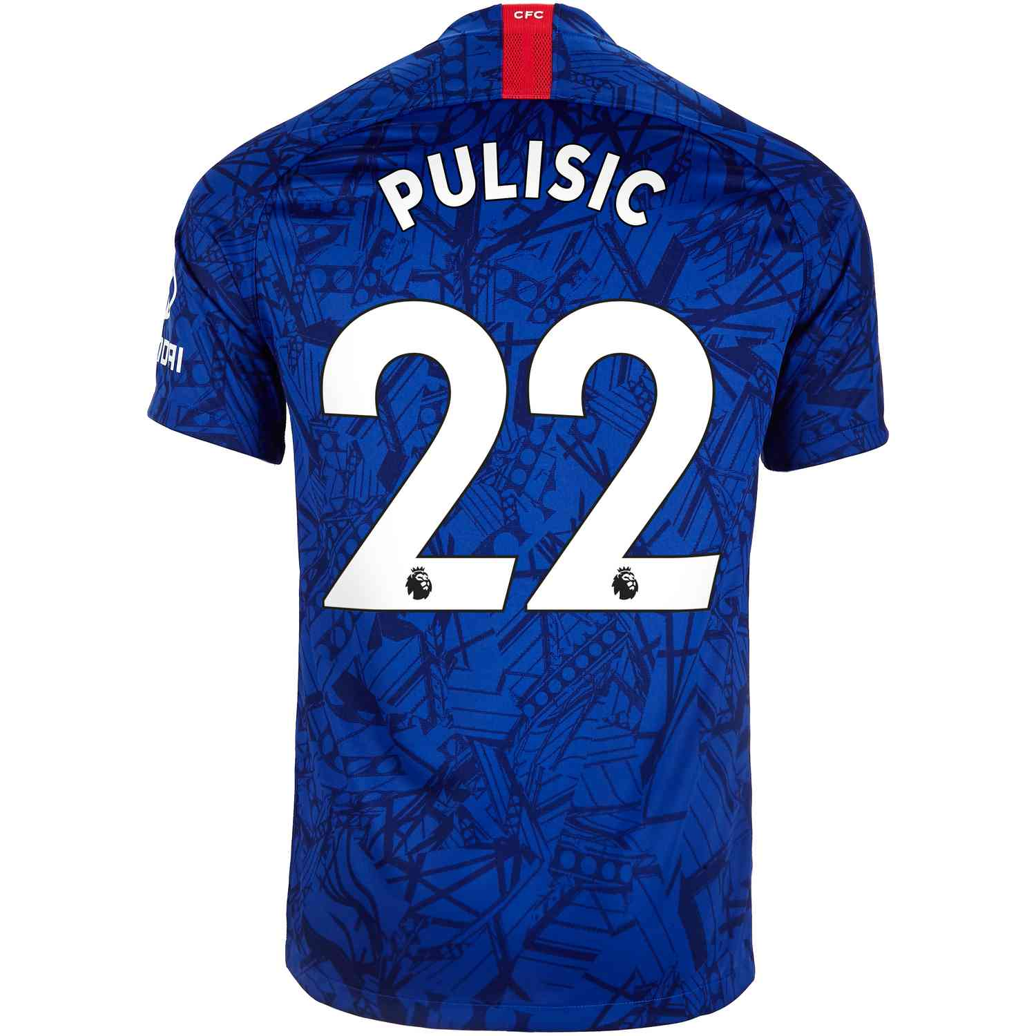brand new c9961 d76e1 2019/20 Christian Pulisic Chelsea Home Jersey