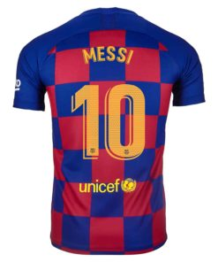 huge selection of e8eed ddbc1 2019/20 Lionel Messi Barcelona Home Jersey - Soccer Master