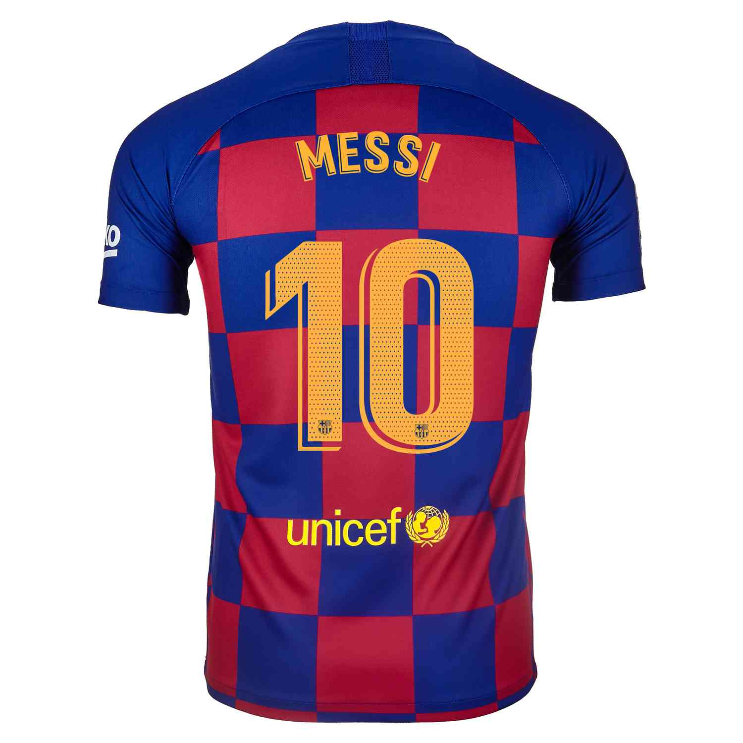 new concept 77927 79caa 2019/20 Lionel Messi Barcelona Home Jersey