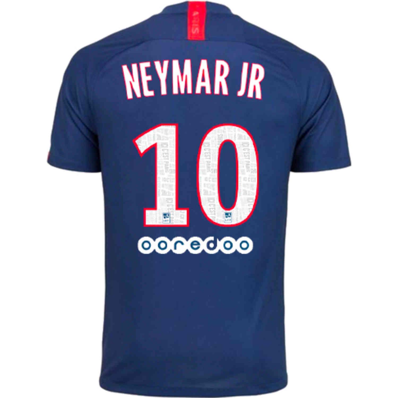 get cheap 153b2 bb718 2019/20 Neymar Jr PSG Home Jersey