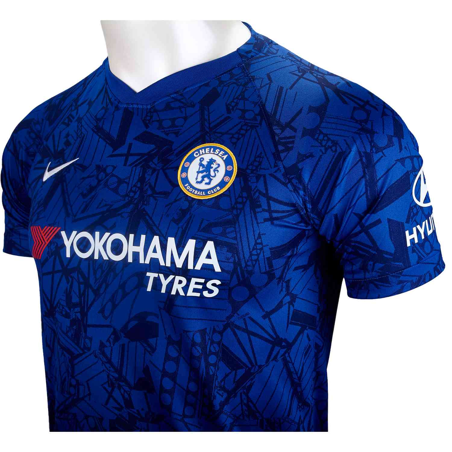 new style 3e749 7c769 2019/20 Kids Nike Chelsea Home Jersey - Soccer Master
