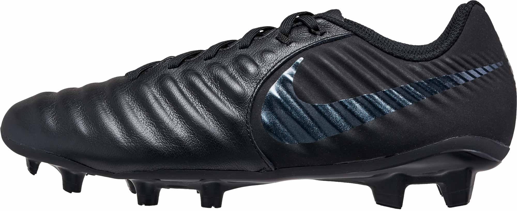 huge discount 53058 3222a Nike Tiempo Legend 7 Academy MG - Black/Black - Soccer Master