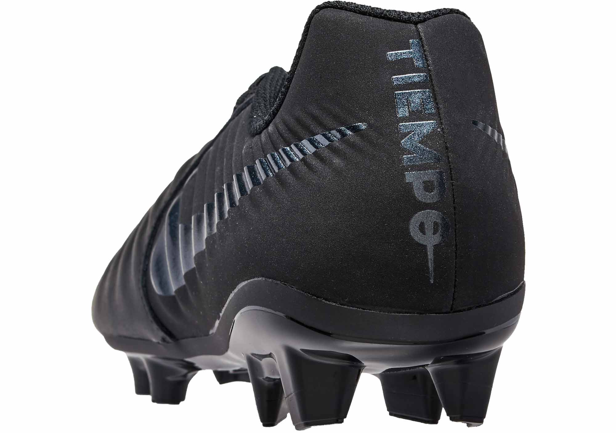huge discount 0503b 13f85 Nike Tiempo Legend 7 Academy MG - Black/Black - Soccer Master