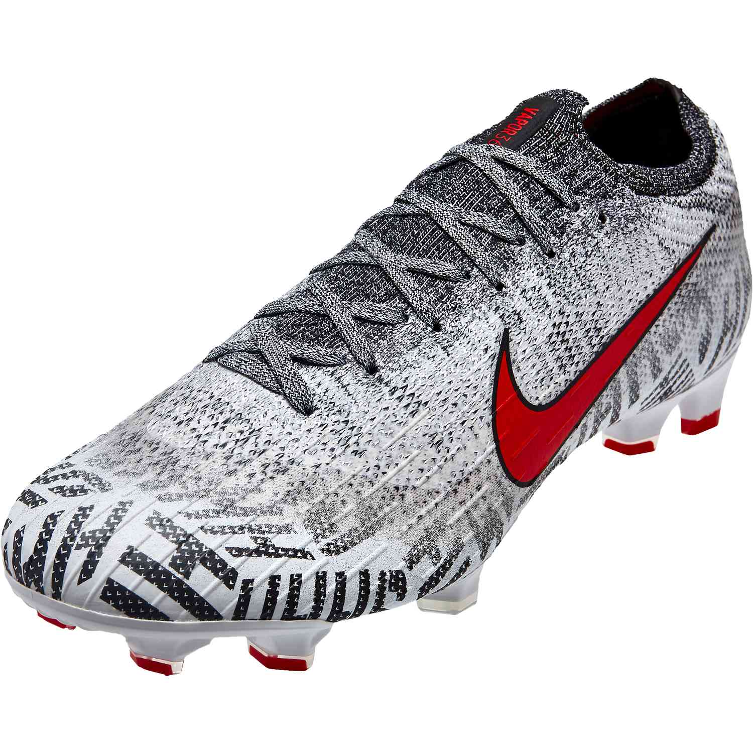 nike neymar jr mercurial vapor 12 elite fg white
