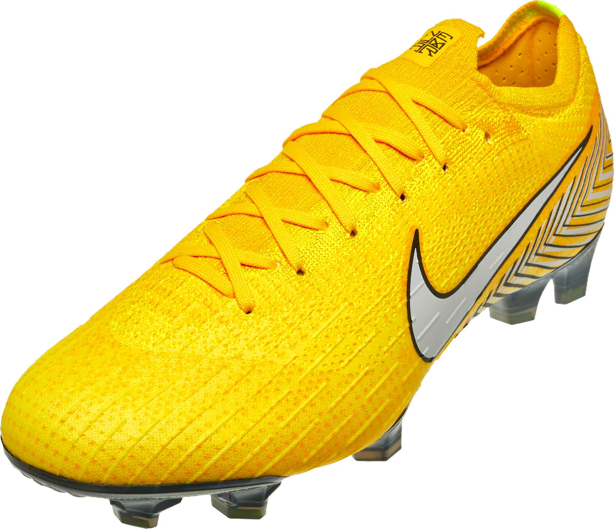 f481dda68 Nike Neymar Vapor 12 Elite FG – Amarillo White Dynamic Yellow Black